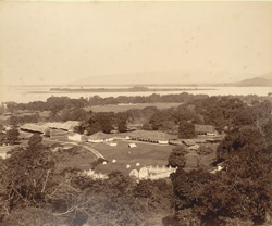 Martaban Hills [from Moulmein]